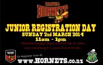 2014 Junior Registration Day