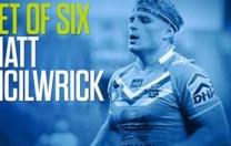 Hornet & Raider Matt McIlwrick: Set of Six Questions