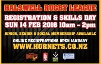 2016 Registration & Skills Day