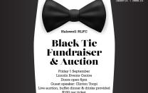Black Tie Fundraiser & Auction